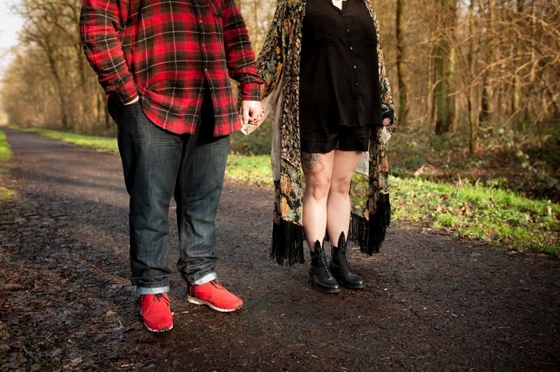 Photographe Couple - Love session de Laura + Mehdi - Hipster Style - Phalempin - www.nadiabouthors.fr 1